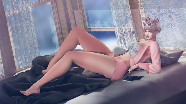 My Korner #440 - Beauty Sleep!