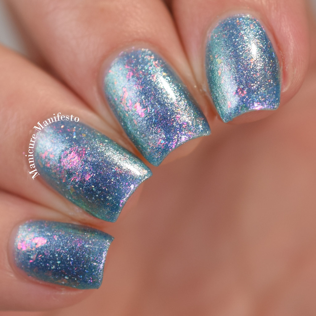 Paint It Pretty Polish Soothe and Calm review