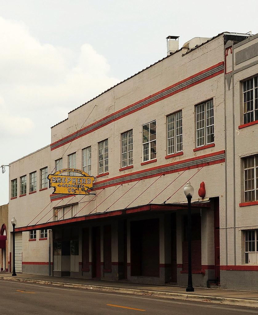 Sheperd Laundries Co. -  Beaumont, Texas