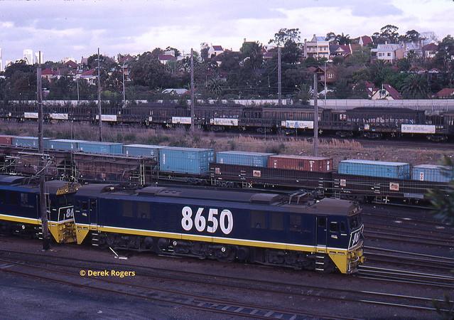 Tri-bo 8650 at Rozelle