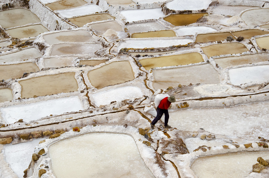 Peru: Salineras de Maras - Photo #2
