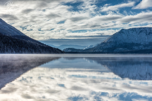 A Southern View Along Lake McDonald [Explored 12-22-2020 Thank You!]