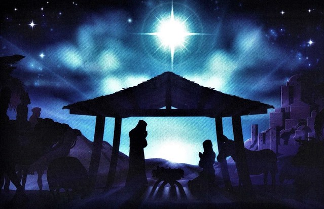 Sisters of Mercy of the Americas- Christmas Card Greetings for 2020 The Nativity in Bethlehem