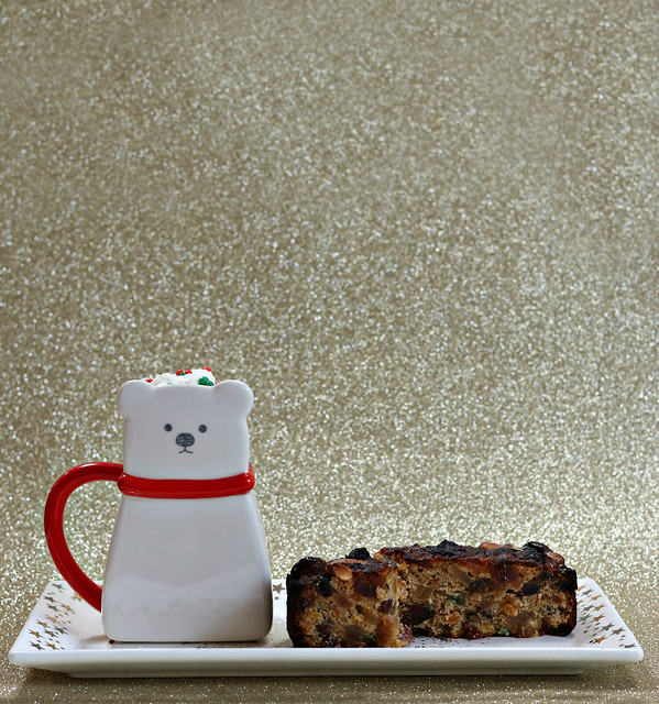 2020: Coffee + Christmas Cake