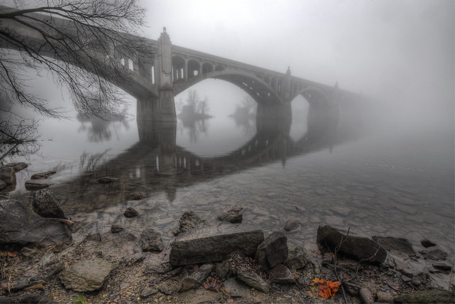 Wrightsville Fog