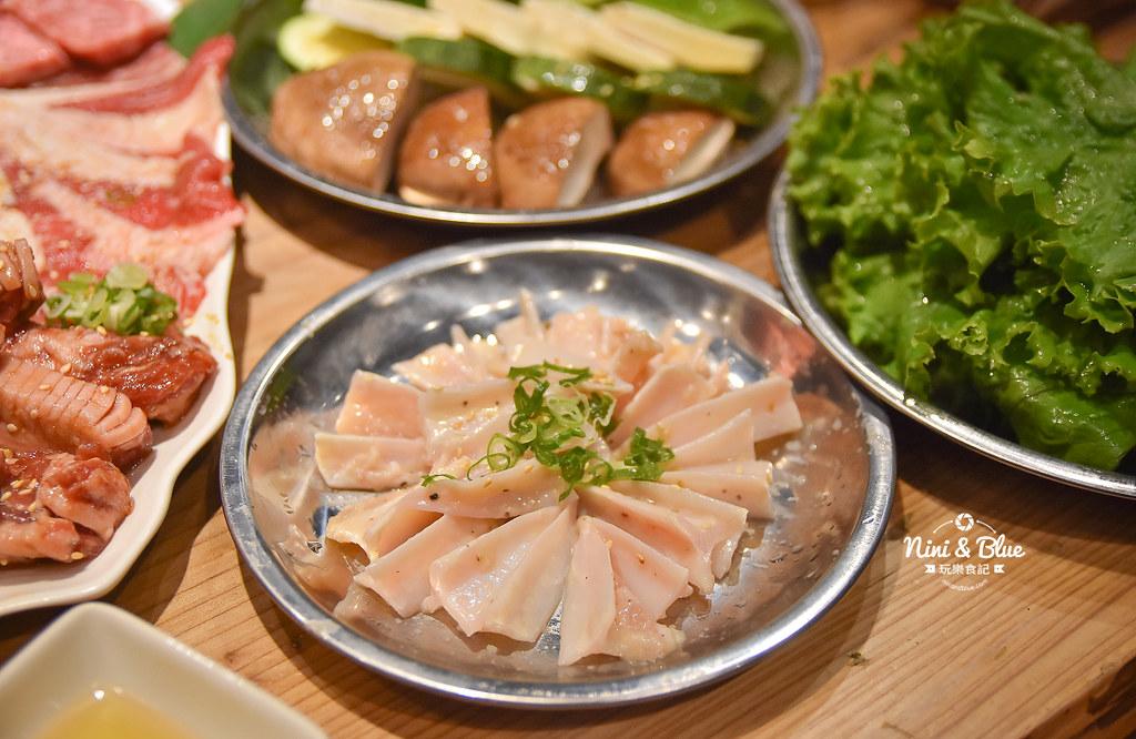台中公益路燒肉Yakiniku SHOJO21