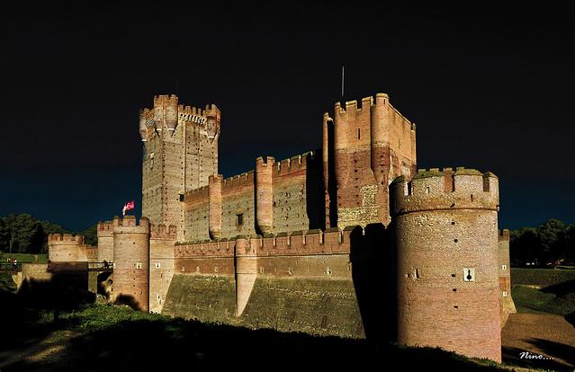 Castillo de la Mota - Medina del Campo - Valladolid