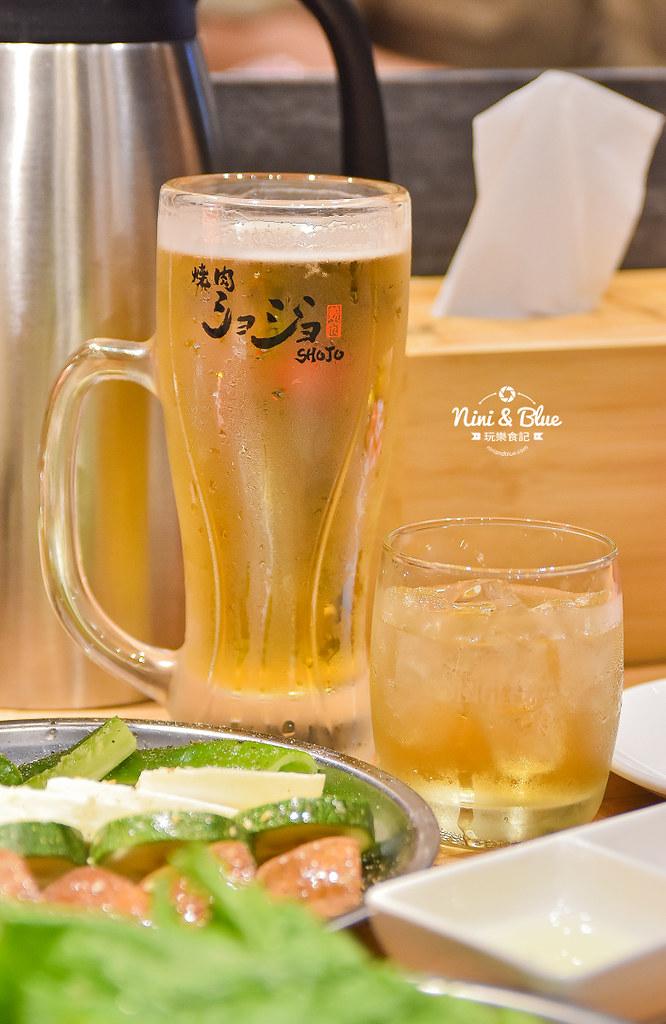 台中公益路燒肉Yakiniku SHOJO25