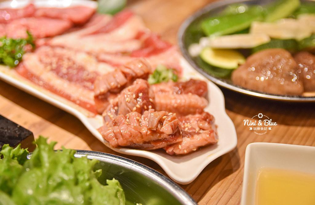 台中公益路燒肉Yakiniku SHOJO18