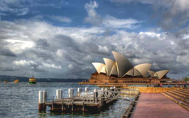 Australia Sydney Harbour.