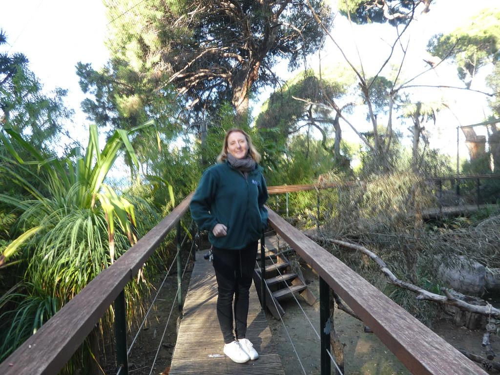 The Alameda Wildlife Conservation Park, Gibraltar