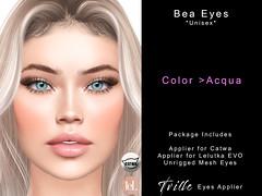 Tville - Bea Eyes *acqua*