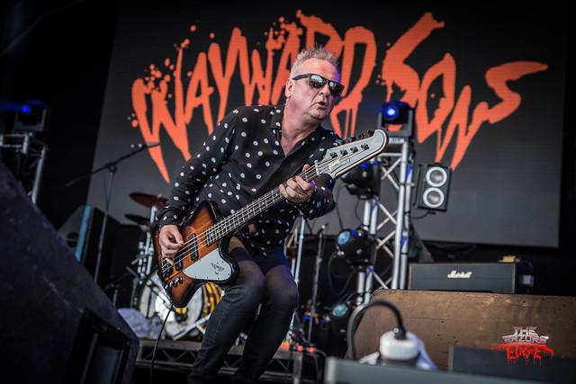 Wayward Sons @ Stonedeaf 2019