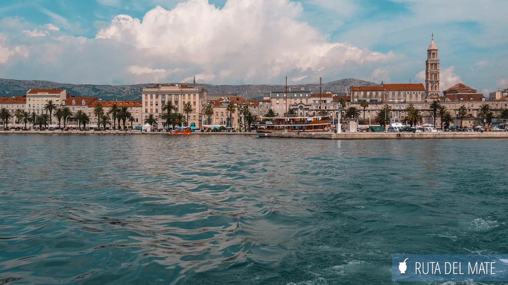 donde alojarse en Split