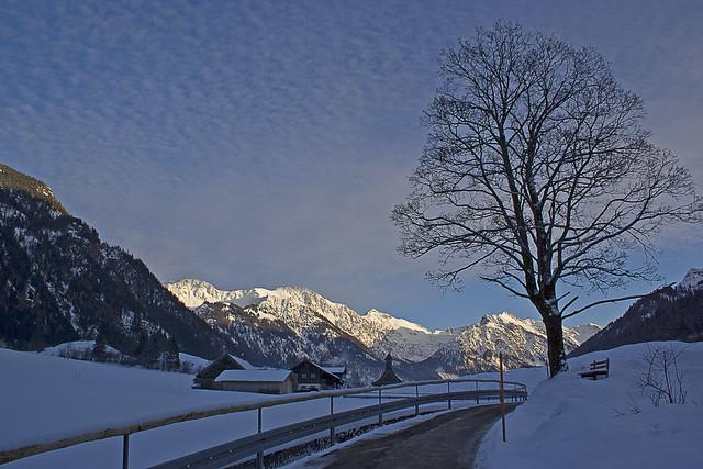 Allgäuer Alpen bei Hinterstein - Allgäu Alps near Hinterstein