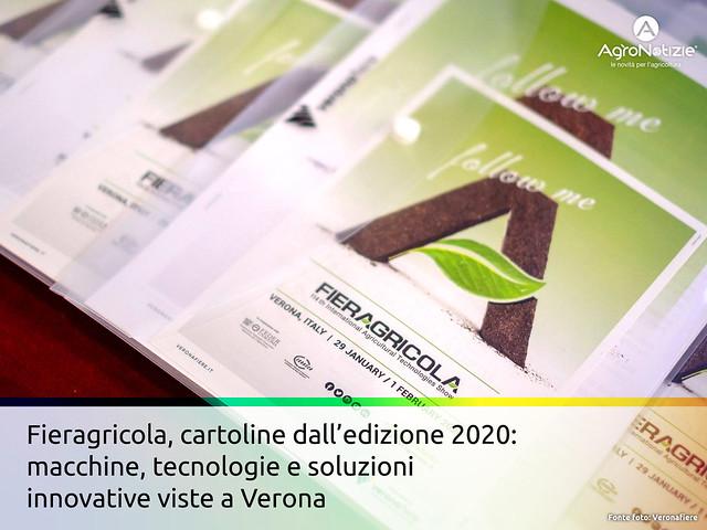 Febbraio 2020 - by AgroNotizie | Fonte foto: Veronafiere
