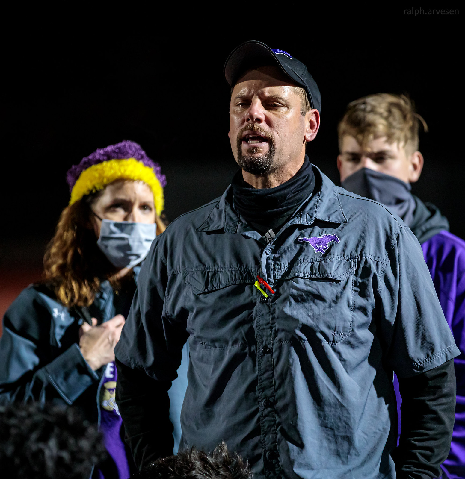 Marble Falls vs Pioneer | Texas Review | Ralph Arvesen