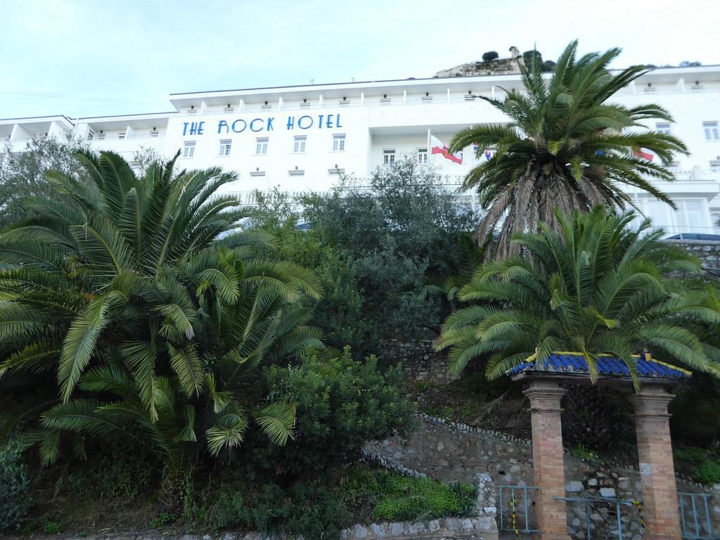 The Rock Hotel, Gibraltar
