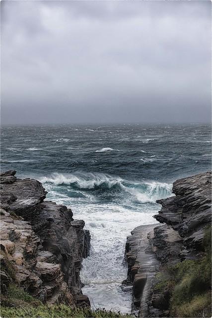 Textures of the Ocean