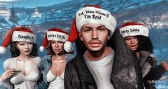 Free Santa Hats @ The Holiday Fair