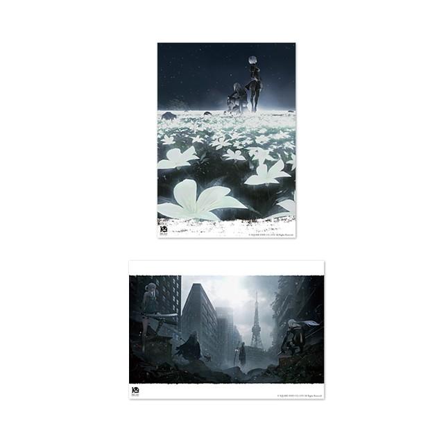 SQEX 將推出《NieR》系列 10 周年紀念抽獎  大獎包含尼爾、2B 角色模型!
