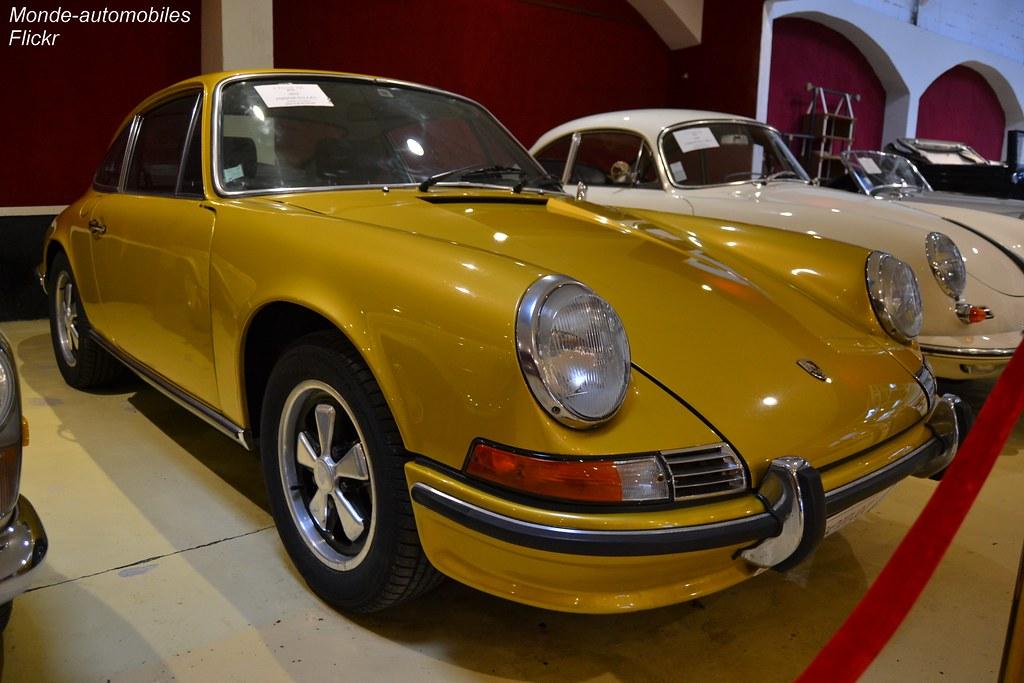 Porsche 911 2.4s 1972