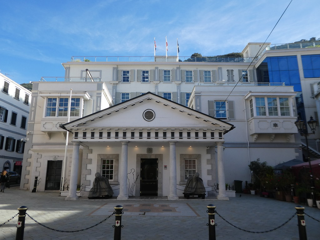 Number 6, Convent Place, Gibraltar