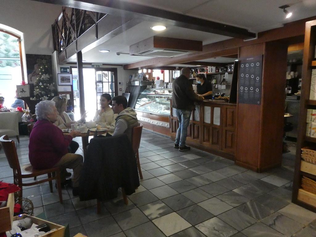 Sacarello's Coffee Shop, Gibraltar
