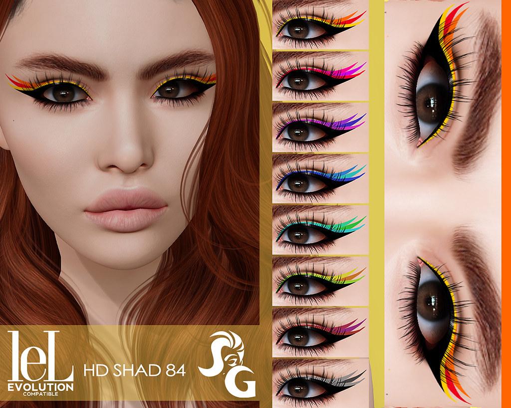 LeL Evo HD Shadow 84