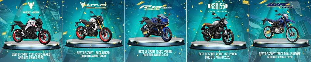 Best Motor Sport 2020