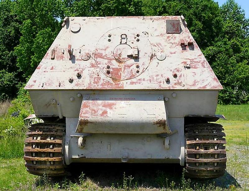 Elefant Panzerjager Tiger (P) SdkFz 184