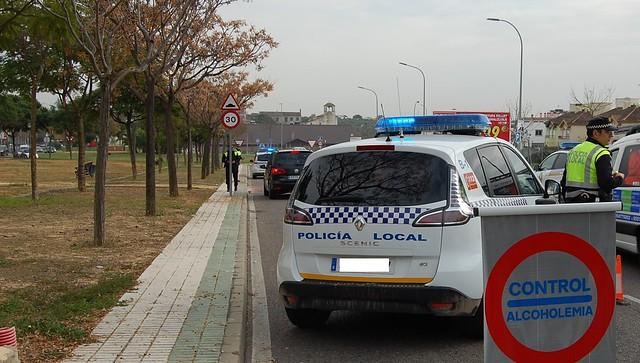 Policía Local de Bormujos - Imagen de archivo