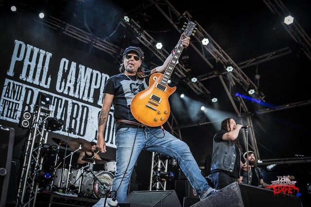 Phil Campbell @ Stonedeaf 2019