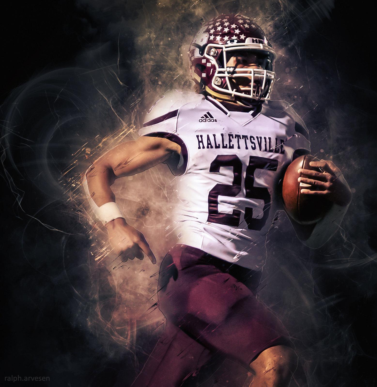 Llano vs Hallettsville | Texas Review | Ralph Arvesen