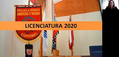 Licenciatura 8° 2020