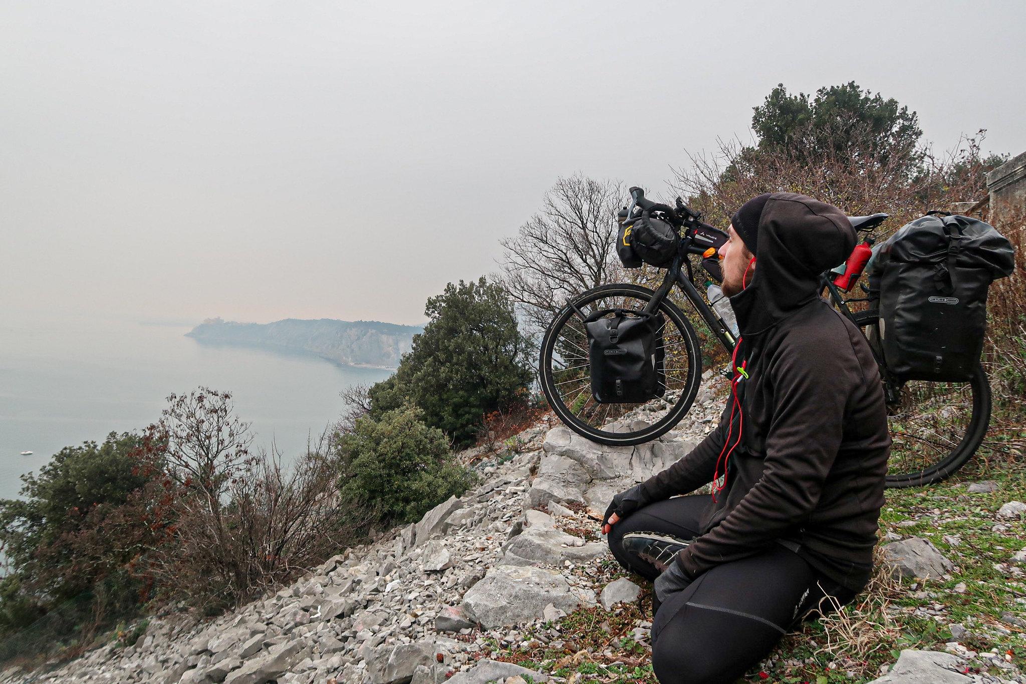Reaching the Adriatic Sea