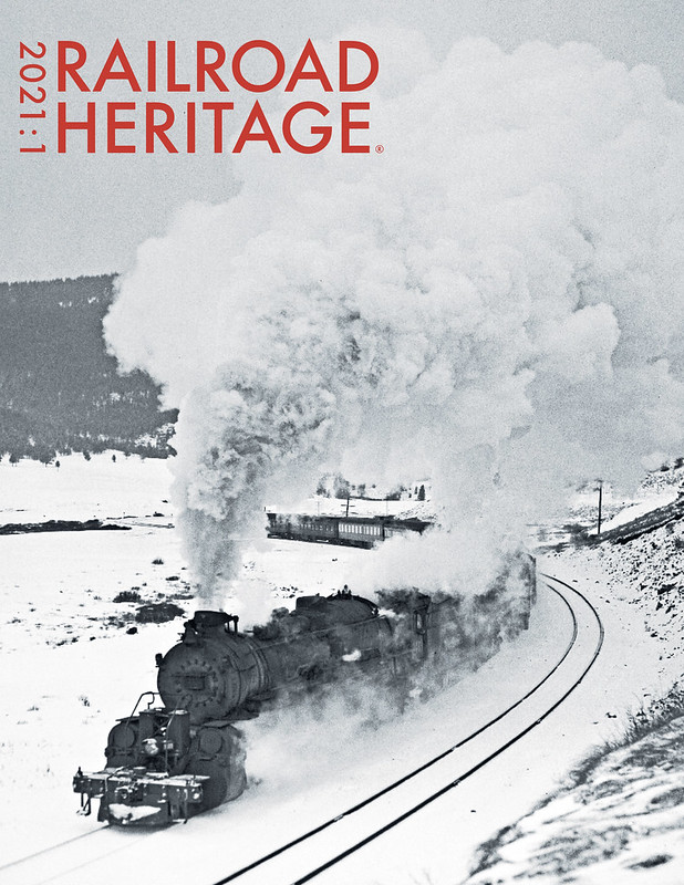 Railroad Heritage 63: Winter 2021