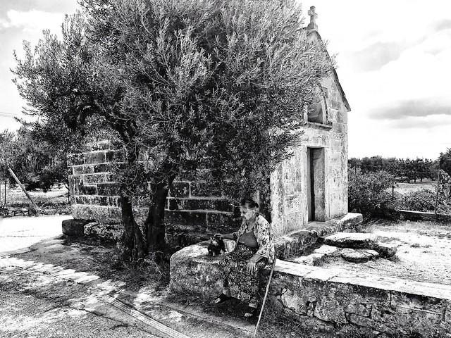 The beautiful church of Aegina island