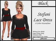 Passion-Stefani-Lace-Dress-Black