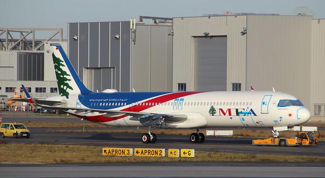 MEA Middle East Airlines, D-AVZK, Reg.T7-ME8, MSN 10221, Airbus A 321-271NX, 21.12.2020, XFW-EDHI, Hamburg Finkenwerder