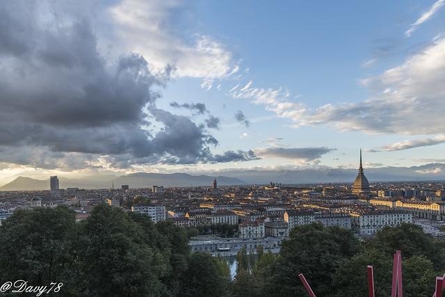 Classico scatto di Torino