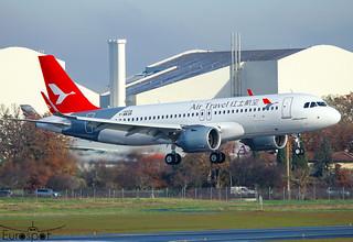 F-WWDR / B-321U Airbus A320-251N Air Travel s/n 10379 * Toulouse Blagnac 2020 *