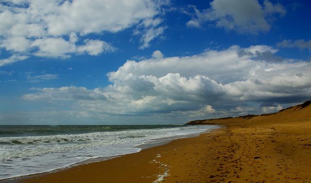 plage de Sauveterre - VENDEE