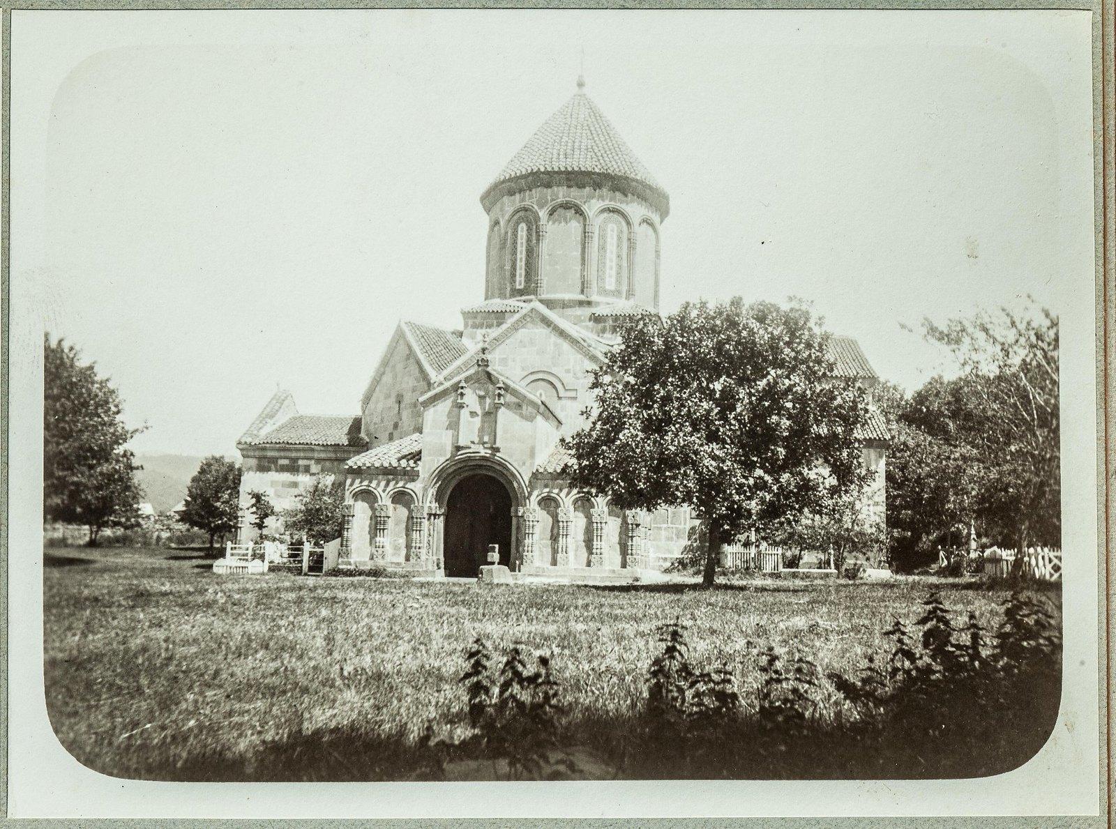 20. Вид церкви