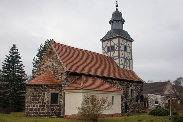 Dorfkirche Theeßen