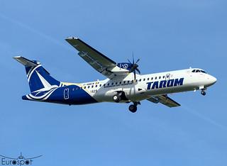 F-WWEW / YR-ATN ATR72-600 Tarom s/n 1629 * Toulouse Blagnac 2020 *