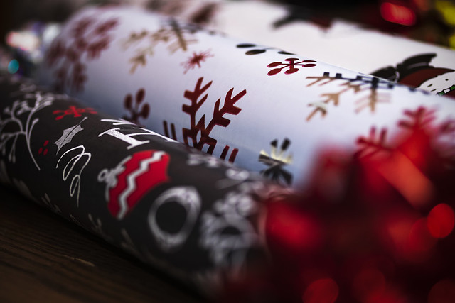 Have you wrapped your presents?