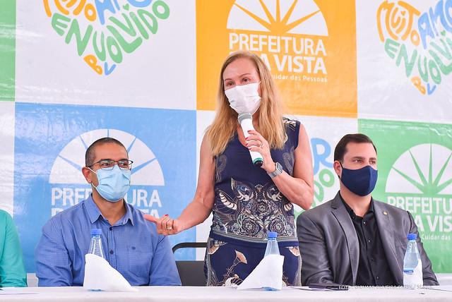 2020.12.22 Inauguração Creche Proinfância Professora Lídia Coelho Tavares - Ft Giovani Oliveira  (64)