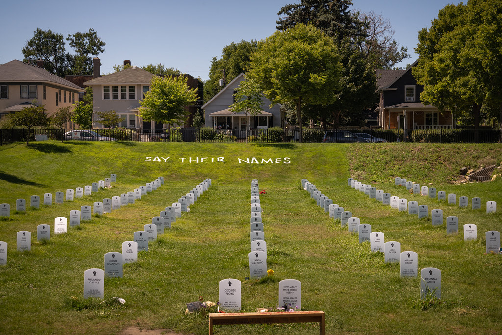 Say Their Names Cemetery
