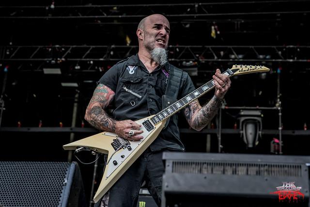 Anthrax @ Bloodstock 2019